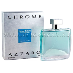 Azzaro. Azzaro Chrome (Аззаро. Аззаро Хром)