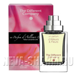 The Different Company Un Parfum D'Ailleurs & Fleurs Woman