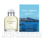 Dolce & Gabbana Light Blue Discover Vulcano Pour Homme (������ ��� ������� ���� ��� �������� ������� ���� ���)