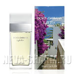 Dolce & Gabbana Light Blue Escape to Panarea (Дольче Энд Габбана Лайт Блю Эскейп То Панареа)