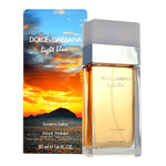 Dolce & Gabbana Light Blue Sunset in Salina (Дольче Анд Габбана Сансет ин Салина)