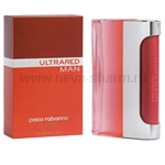 Paco Rabanne. Ultrared Man (Пако Рабанн. УльтраРэд Мэн)