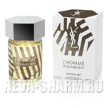 Yves Saint Laurent L'Homme Edition Art